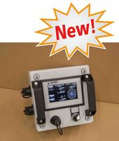 Automatic Recording Upgrade Unit for all LANCIER Blowing-in Systems